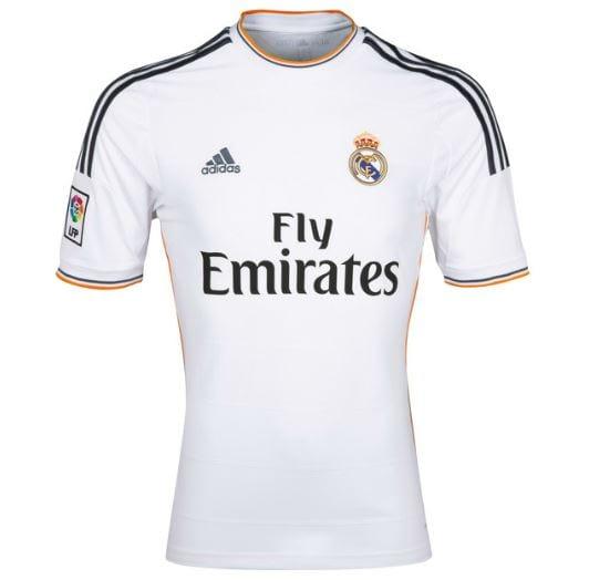 Nuevo Estadio Bernabéu » equipacion real madrid 2013-2014 blanca fly ... d5b5928b10da5