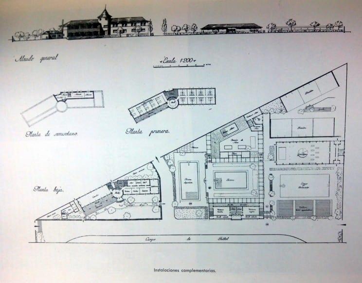 instalaciones complementarias