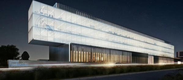 Oficinas generales Ciudad Real Madrid